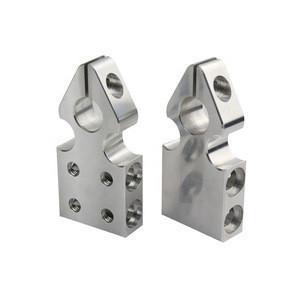 CNC machining Custom aluminum accumulator battery terminal connectors for auto parts