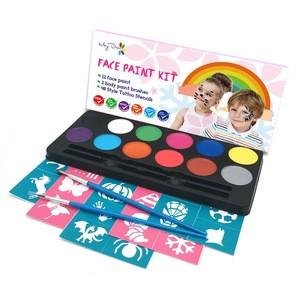 Color oil acrylic children paint set