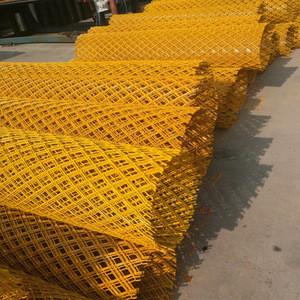 Expanding metal wire mesh industrial aluminum expanded metal mesh