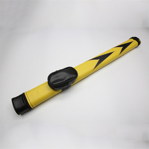 Factory Supply Wholesale Luxury 1/2, 3/4 Factory Manufacturer Billiard Snooker , Pool Cue Case