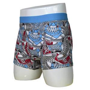 Fashionable Design Kids Boxer Boys Wearing Underwear