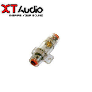 Fuse components Audio Stereo Amplifier for Auto Car