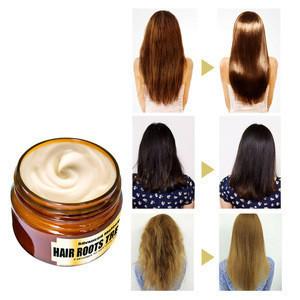 Hair Detoxifying  Advanced Molecular Hair Roots Treatment Recover Hair Care Mask