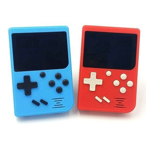 Handheld Retro Game Console Player 129pcs Classic Games for Kids