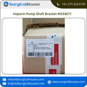 Heparin Pump Shaft Bracket M333671