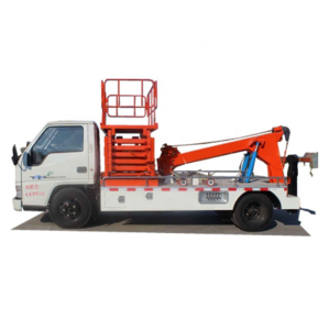 Hot Sale Chengli  tow truck wrecker With Cheap Price