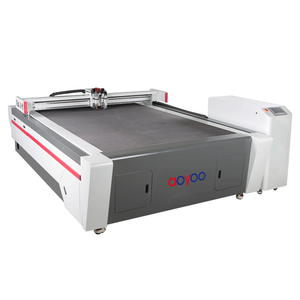 Hot selling 1625 model AOYOO manufacturer cnc oscillating carton cutting machine pu foam cutter