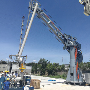 Hydraulic Fuel Marine Loading Arm oil filling platform