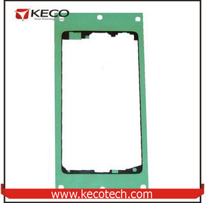LCD Digitizer Faceplate Adhesive Glue Tape For Samsung Galaxy Note 4 N9100 N910, For Samsung N910F LCD Screen Adhesive Sticker