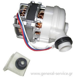LG DISHWASHER SPARE PART , MOTOR CONSTRUCTOR CODE : 5859DD9001A , 5859ED1001A , 5859ED1001E