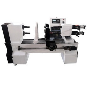 Made in China GC1510 Double axis mini cnc lathe machine for CNC control system