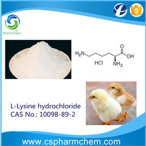 Manufacturer bulk supply feed additive L lysine hcl for poultry
