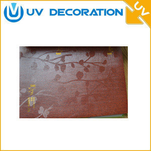 Multifunctional PVC panel for indoor decorations