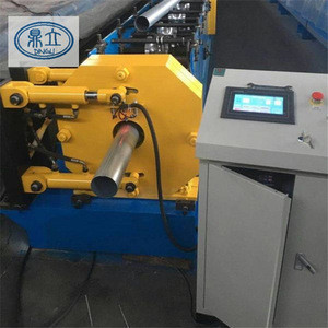 New type rain pipe rolling and forming machine for sale