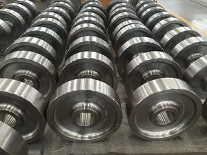 OEM/ODM service suppliers Dump Truck Forging press machine hydraulic cylinder forged wheels