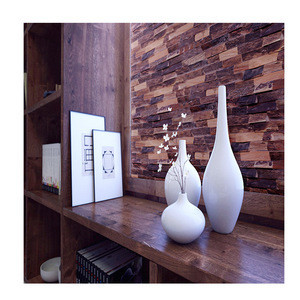 Other boards 3d reclaimed wood wall panel 3d wood wallpaper
