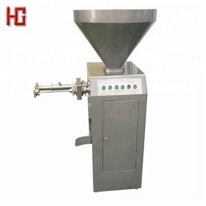 Pneumatic automatic sausage stuffing machine /meat filling stuffing machine