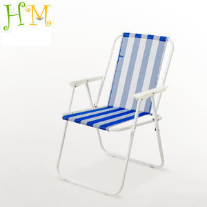 Portable Lightweight Beach Camping Chair For Outdoor