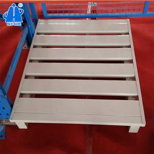 Powder Coating or Galvanised Euro Steel Pallets for Cargo Storage