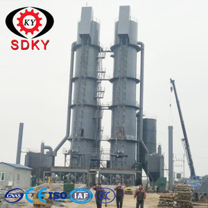 Professional New Design Dolomite Kiln Plant Equipment With Coal/Natural Gas At Factory Price