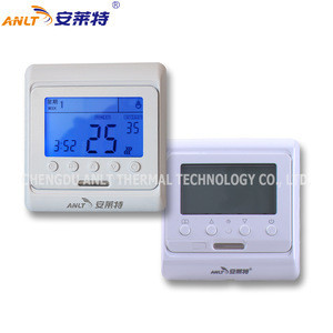 Programmable Thermostat for Floor Heating System