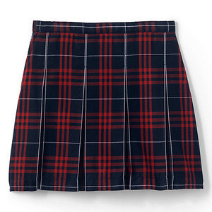 Promotional Fancy Fashionable School Kids Uniforms Skirts Design for Schoolgirl