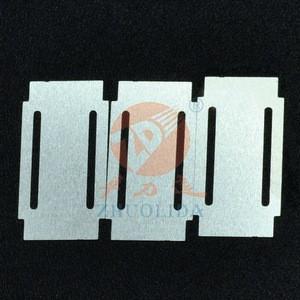 Stainless steel razor blade