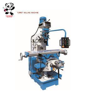 Turret milling machine 5HW Vertical Milling Machine Taiwan