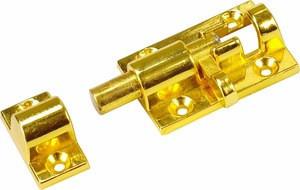 Wholesale Durable Modern GP/NB,NP OEM 50.8mm Brass Zinc Door Lock Tower Bolt