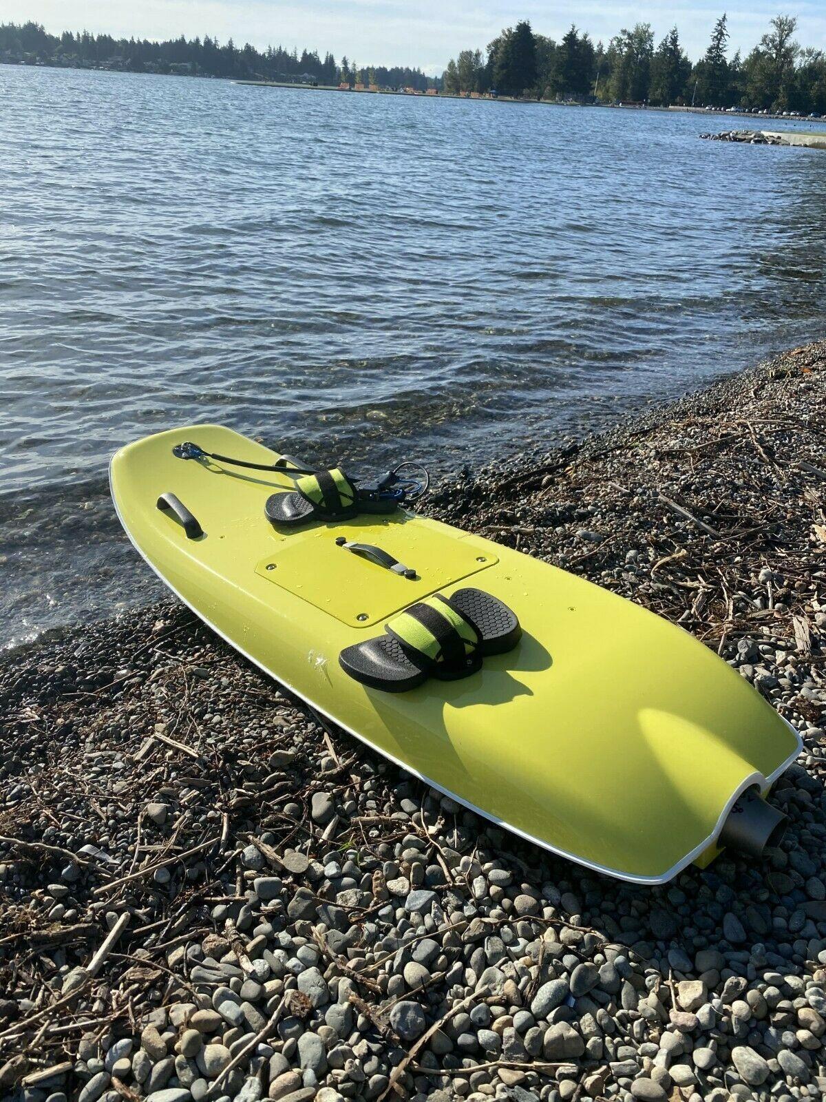 ELECTRIC JET SURFBOARD- Water Sport Jetsurf Carbon Fiber 10000W -  WhatsApp Chat: +1 (505)-257-0347