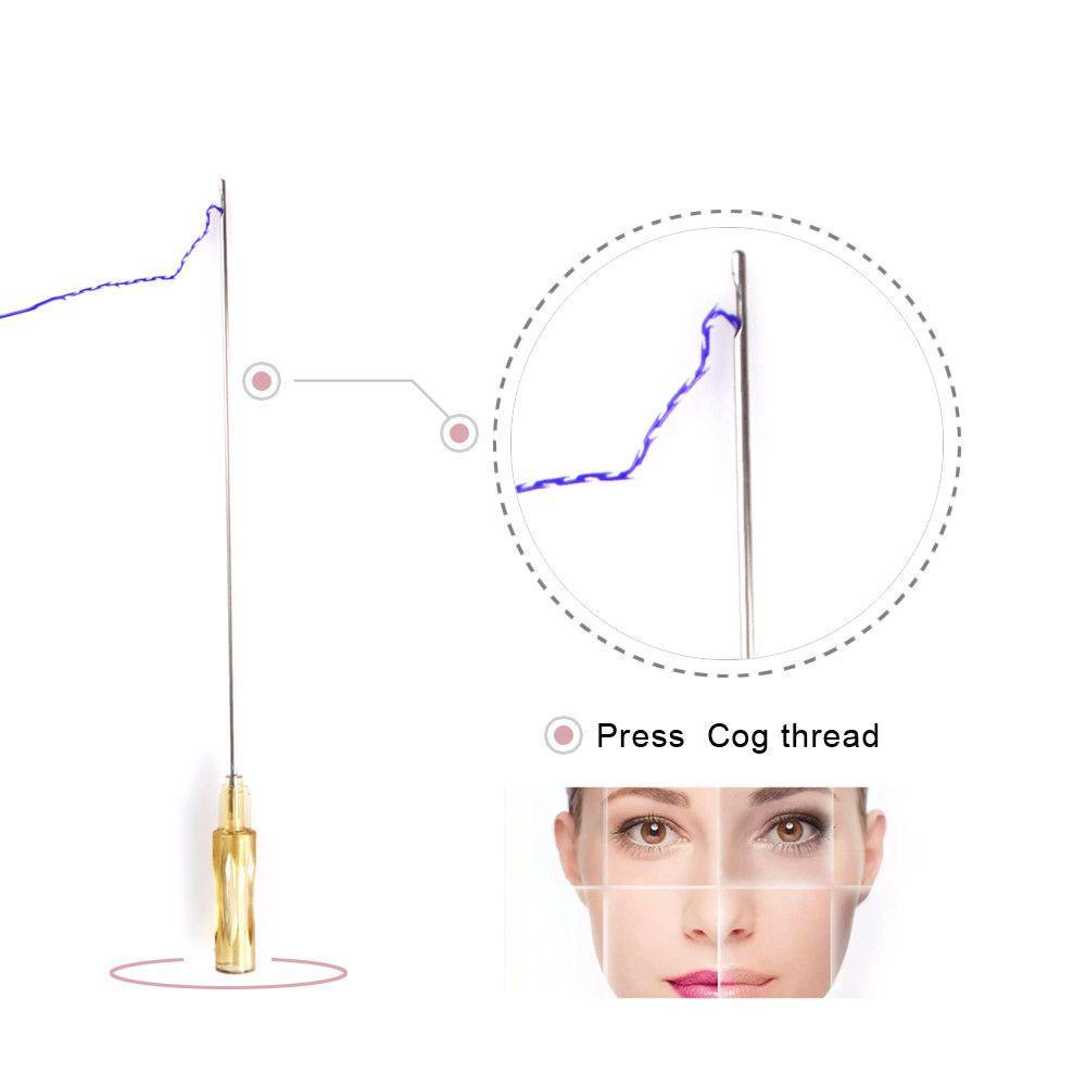 Cog 3D / 4D Blunt L Needle Type Pdo Threads Lift