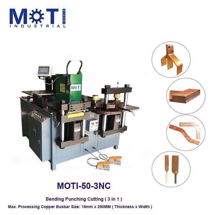 Hydraulic Busbar bending machines