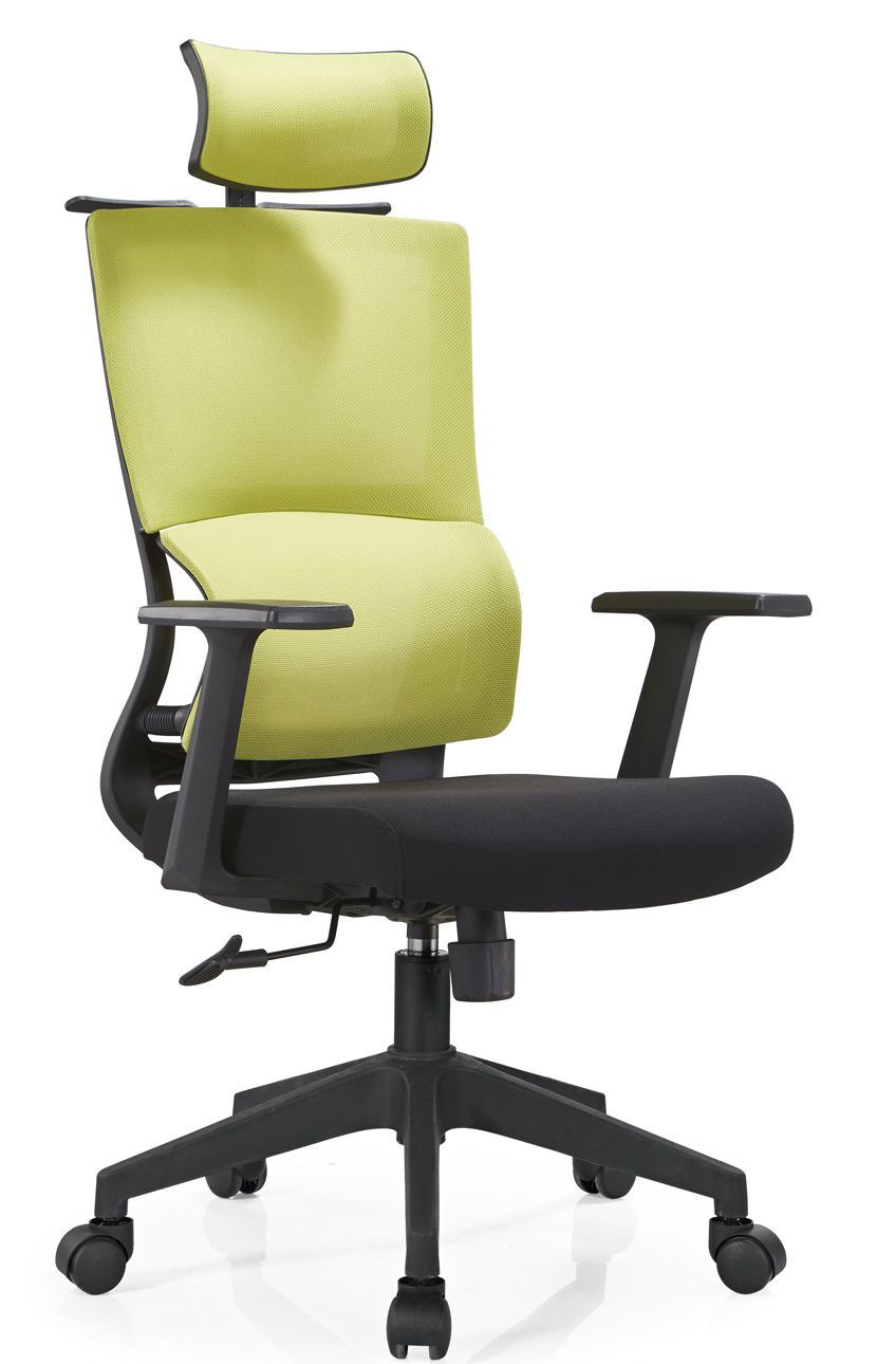 AS-C2056 **Office Chair with Double Back Ergonomic Design