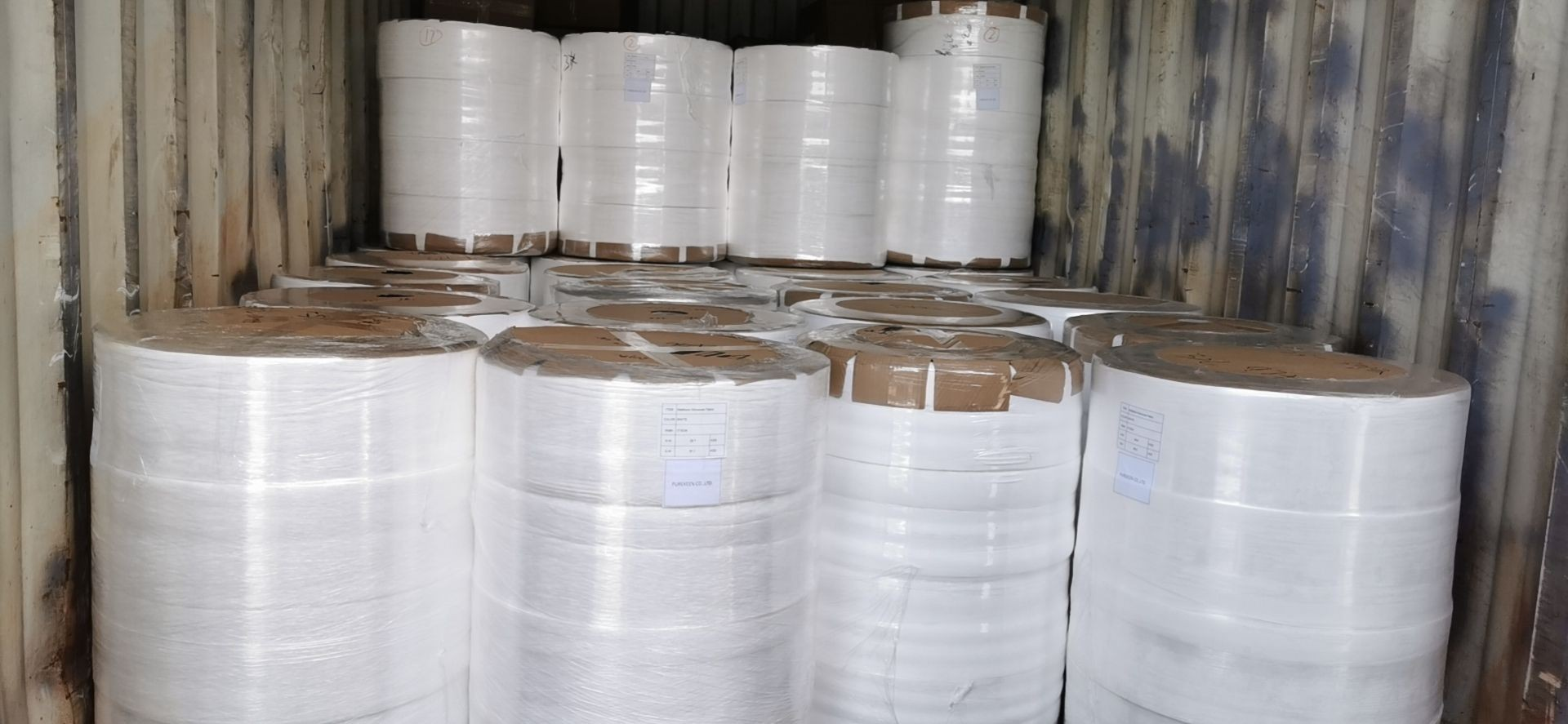 Industrial Polyester Non Woven Fabric