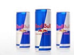 RED BULLS Energy Drinks