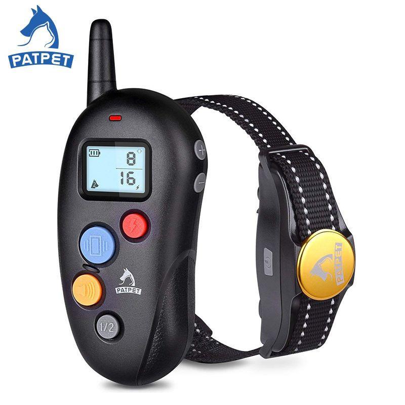 Shock&Vibration Dog Training Collar