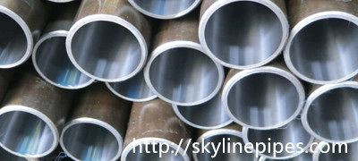 """<a href=""""https://skylinepipes.com/honed-tube/"""">Honed tubes</a> of material SAE1020 / ST52  for hydraulic cylinder & pneumatic cylinder producing and mending"""