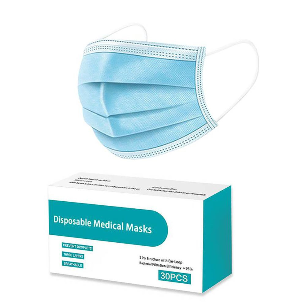 Disposable Medical Mask with TUV CE Certificate and FDA approval