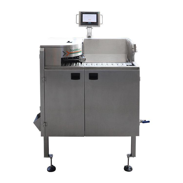 Soontrue HB-320 shrimp deveiner machine,automatic shrimp skin peeling machine