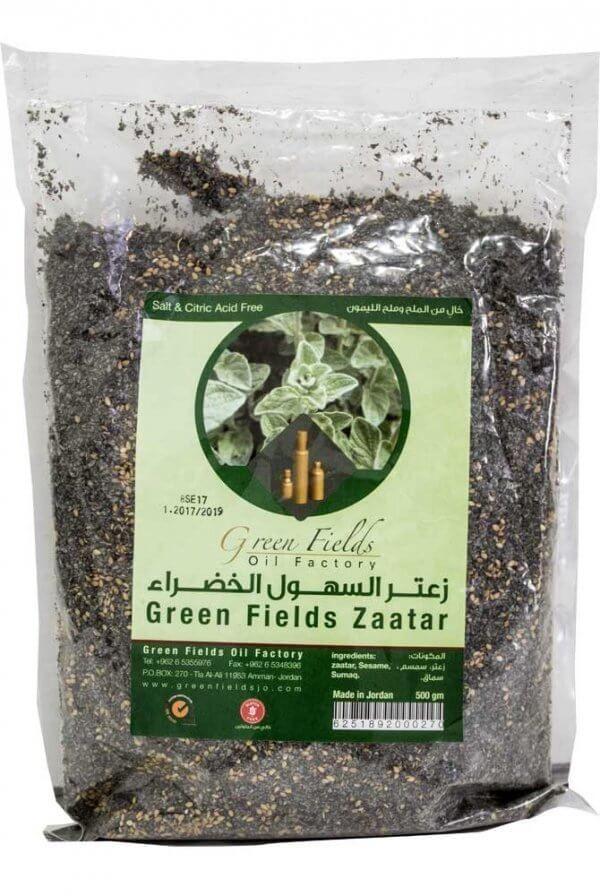 Green Fields Zaatar