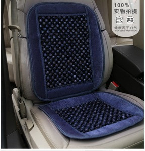 2016 wholesale natural wood beads car seat cushion, custom car seat cushion cover, Home Chair Cover Cushion