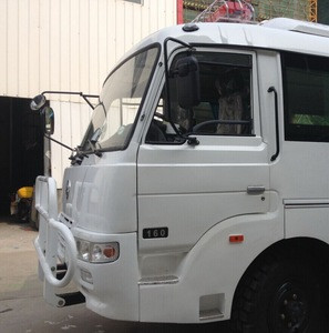 6x6 off road bus
