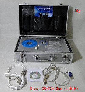 Body Analysis 33-38 report Quantum Resonance Instrument Quantum Magnetic Analysis
