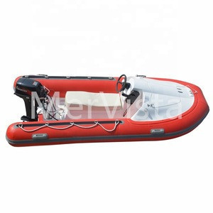 CE Engine 3 Persons Red Inflatable Jetski Boat For Sale USA