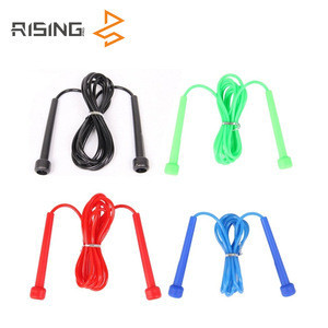 Chinese gym customizable pvc skipping jump rope