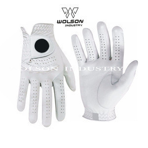 Custom Soft Microfiber Men's Washable Golf Glove