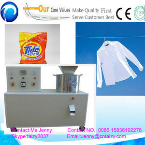 Detergent washing powder machine/Stable performance washing powder making machine 0086-15838192276
