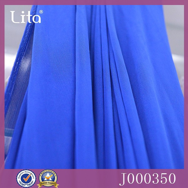 Lita J000350# 90%polyester 10%spandex  mesh fabric elastic net fabric soft stretch tulle
