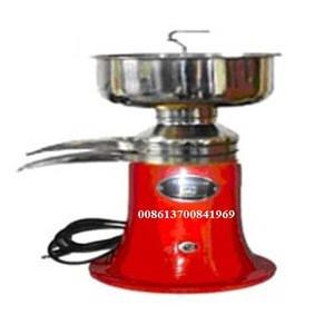 Electric disc separator centrifugal milk
