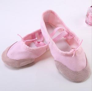 Girls Adult Ballet Dance Shoes / professional ballet shoes / Canvas Ballet Shoes